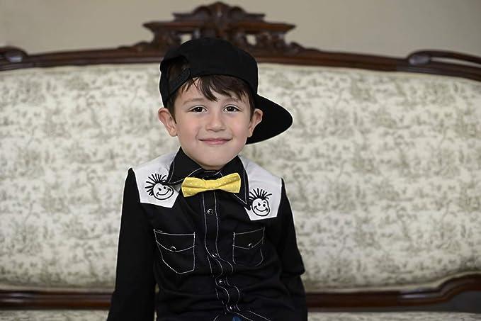 17088c1e035b Amazon.com: Born to Love - Boys Kids Pre Tied Bowtie Christmas Holiday  Party Dress Up Bow Tie: Clothing