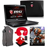 MSI GS43VR Phantom Pro-006 (i7-6700HQ, 32GB RAM, 500GB SATA SSD + 1TB HDD, NVIDIA GTX 1060 6GB, 14