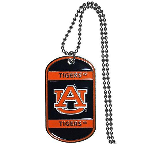 Auburn Tigers Tag Necklace (Tigers Dog Tag)