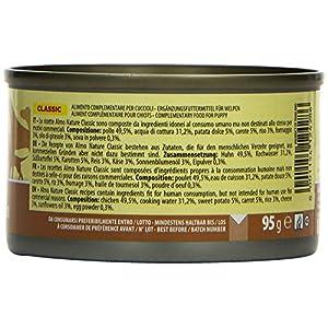 Almo Nature HFC Puppy Comida, Sabor Pollo – Paquete de 24 x 95 gr – Total: 2280 gr