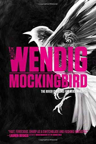 Mockingbird Miriam Black Chuck Wendig