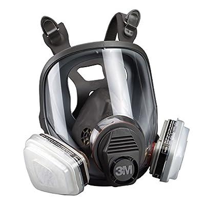 3M 3M7163 Organic Vapor P95 Full Face Respirator