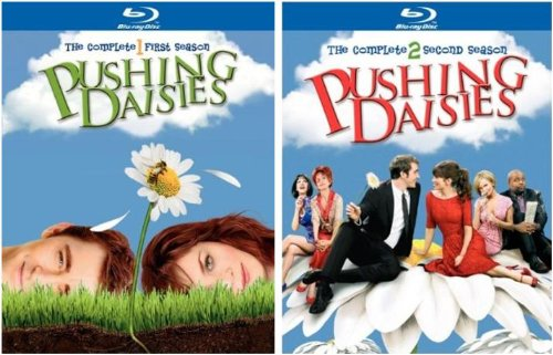 Pushing Daisies: Seasons 1 & 2 [Blu-ray]