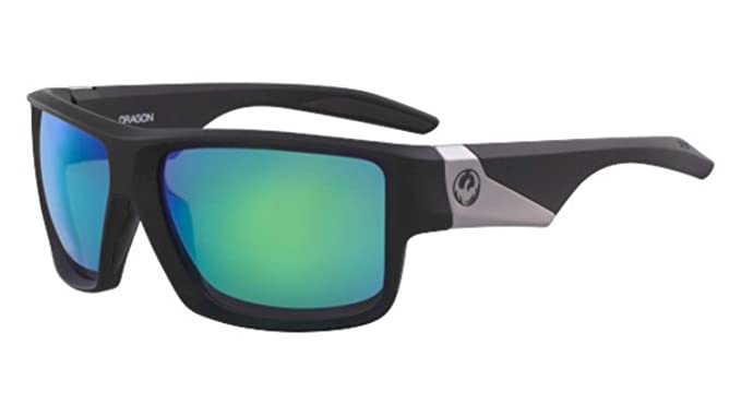 Amazon.com: Gafas de sol DRAGON DR DEADLOCK ION 045 negro ...