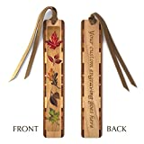 Best Mitercraft Hikes In Usas - Personalized Fall Leaves - Arboretum - Engraved Review
