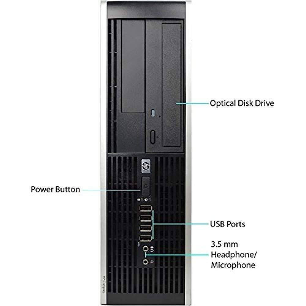 Amazon.com: HP Elite 8200 Desktop, Intel Core i5-2400, 3.10 GHz, 2 TB, Intel HD Graphics 2000, Windows 7 Professional, Black, SFF: Computers & Accessories