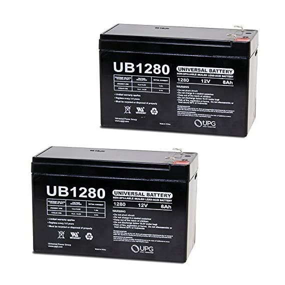 """Replacement Battery for APC Back-UPS XS 1500 1 Replacement Battery for APC Back-UPS XS 1500. (LxWxH) 5.94"""" x 2.56"""" x 3.74"""" - Each battery."""