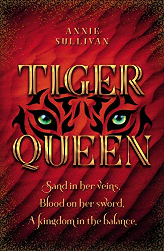 Tiger Queen (The Lady Or The Tiger Short Story)