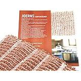 Set mit 10 Stück Kupfertücher 14,5 x15 cm Kupferlappen - Kupfertuch