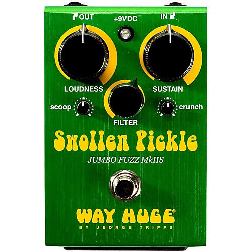 Swollen Pickle Jumbo Fuzz MkIIS Guitar Effects ()
