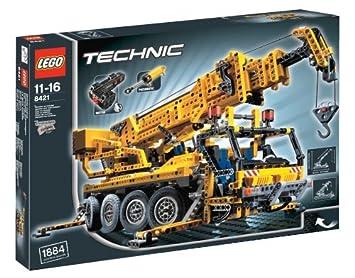 Lego Technic 8421 Pneumatik Kranwagen Mit Motor Amazonde Spielzeug