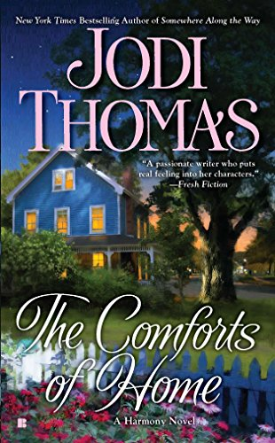 Books : The Comforts of Home (Harmony)