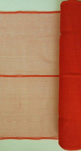 Kotap 8.5-ft x 150-ft Fire Retardant Vertical Safety Netting, High Visibility Orange, Item: SN-86150FR by Kotap (Image #1)