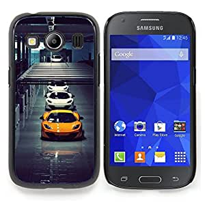 SKCASE Center / Funda Carcasa protectora - Italianos Sports Cars;;;;;;;; - Samsung Galaxy Ace Style LTE/ G357