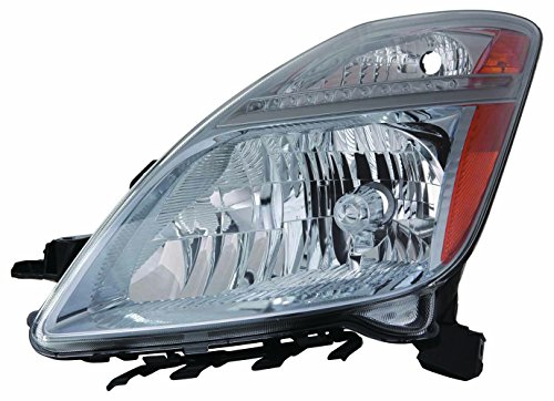 Toyota Prius 06-09 Headlight Unit with HID Type LH USA Driver Side (Prius Headlight Assembly Hid compare prices)