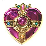 Bandai Sailor Moon S Moonlight Memory Series Cosmic Heart Mirror Case Review