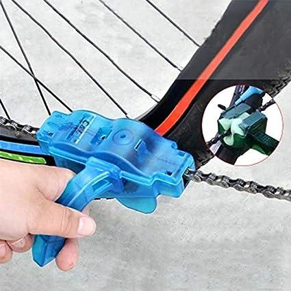 ICYCHEER Limpiador de Cadena de Bicicleta Limpiador de Cadena ...