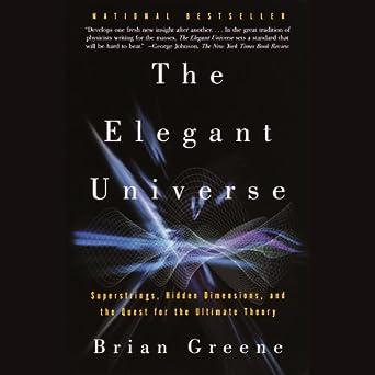 amazon com the elegant universe superstrings hidden dimensions