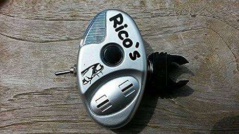 Ricos - Detector de picada de pesca para pesca de sirulo: Amazon.es: Deportes y aire libre