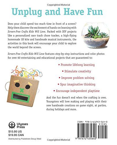 Screen-Free Crafts Kids Will Love: Fun Activities that Inspire ...