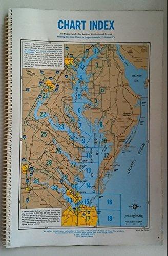 Chesapeake bay chartbook atlas seventh edition adc the map people chesapeake bay chartbook atlas seventh edition adc the map people 9780875301389 amazon books gumiabroncs Choice Image