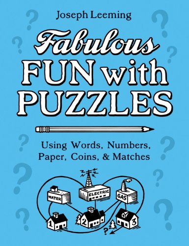 Fabulous Fun with Puzzles pdf
