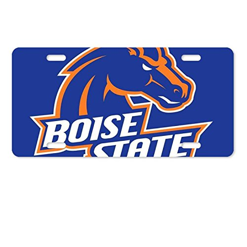 Boise State Broncos License Plates Price Compare