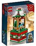 レゴ(LEGO)シーゾナル 2018 「クリスマス カルーセル(メリーゴーラウンド)」Christmas Carousel【40293】