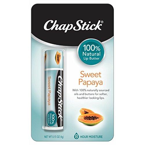 Papaya Lip Balm - 3