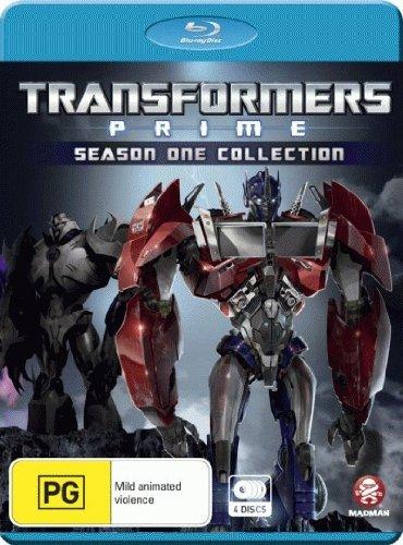 Transformers Prime Season 1 | 4 Discs | NON-USA Format | Region B Import - Australia