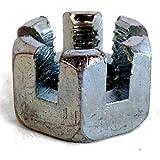 Parts EZGO 00518G8 Castle Nut Textron EZ Go FC