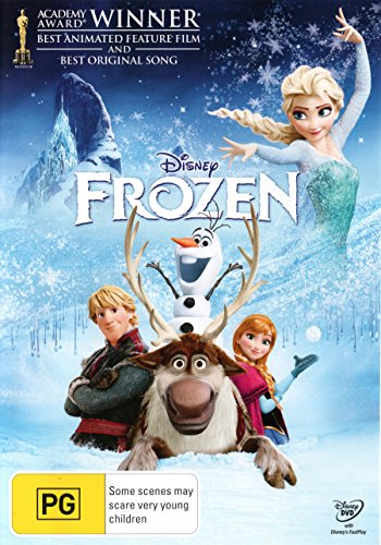 Frozen | Disney's | NON-USA Format | PAL | Region 4 Import - Australia
