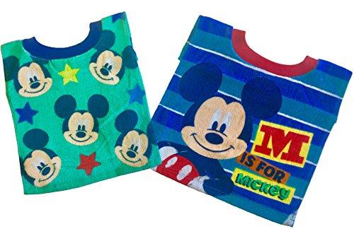 Price comparison product image Disney Mickey Baby Bib- 2 Piece Pack