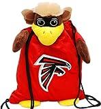 Atlanta Falcons NFL Plush Mascot Backpack Pal