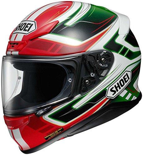Shoei Racing Helmets - Shoei Valkyrie RF-1200 Street Bike Racing Motorcycle Helmet - TC-4/Large