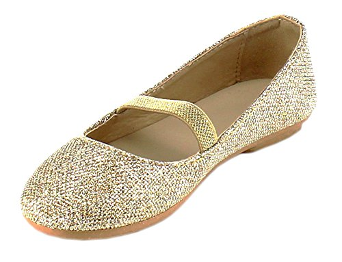Top 10 best champagne flats for girls for 2019