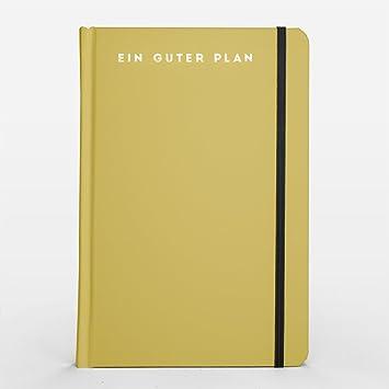 Agenda Ein guter Plan Pro sin fechas,producto original ...