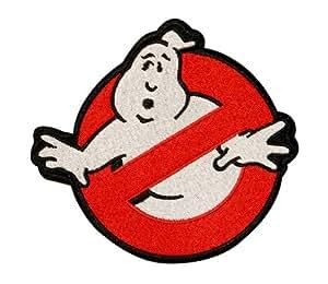 amazon com ghostbusters no ghost logo embroidered iron on applique rh amazon com Nu Metal Band Logos Hard Rock Band Logos