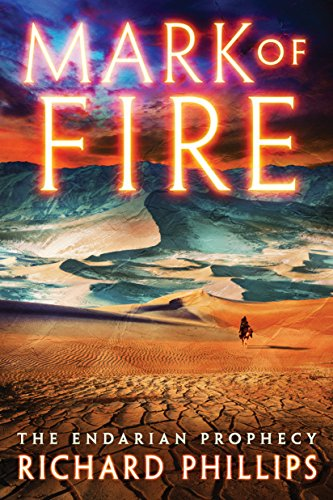 Mark of Fire (The Endarian Prophecy Book 1) cover