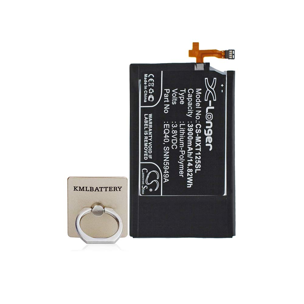 Bateria : Motorola Eq40snn5949a Model Motorola Droid Turbod