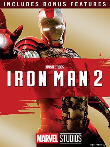 Iron Man 2 (Includes Bonus - Mickey Iron Rourke