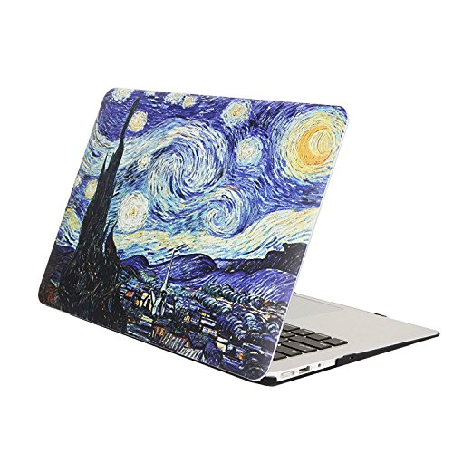 MacBook YMIX Rubberized Protective Display