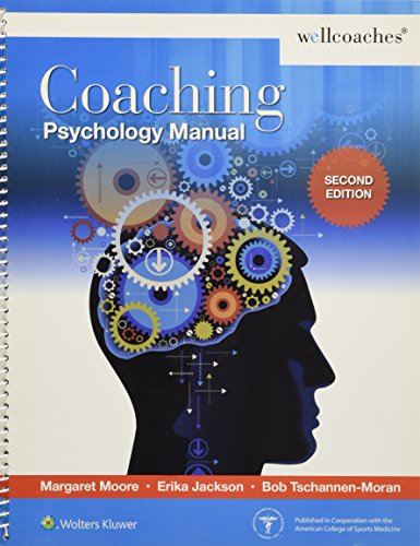 Coaching Psychology Manual (Manual Del Coaching)