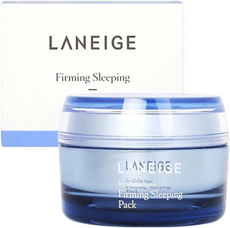 Laneige Firming Sleeping Pack (All Skin Types / 50ml): Amazon.es: Salud y cuidado personal