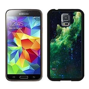 Graceful Samsung Galaxy S5 Case Beautiful Nebula Galaxy Designs Soft pc Silicone Black Phone Covers