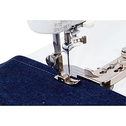 Juki TL-98E,TL98Q,TL-98QE adjustable bias tape binder,Roller,scroll hemmer foot