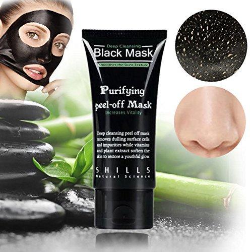 TOPBeauty Blackhead Cleansing Acne Face Mask Deep Clean Blackhead Oil-control Anti-aging Acne Treatment