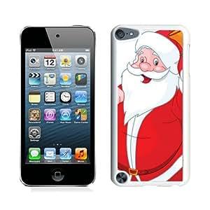 Niche market Phone Case Santa Claus White iPod Touch 5 Case 32