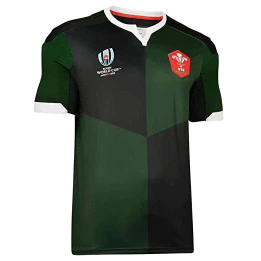Pavilion Gales Copa Mundial Rugby En Casa Y Lejos Jersey 19 20 ...
