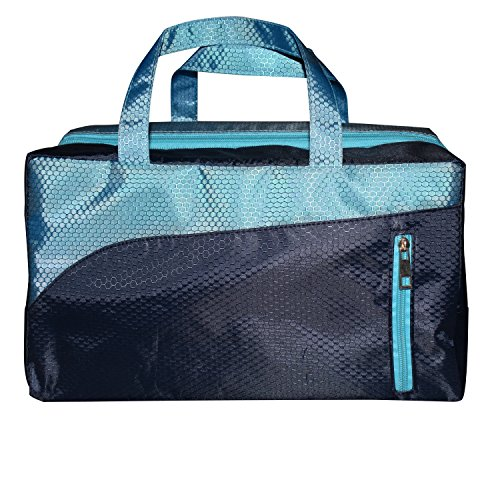 Beach Bag, HiCool Dry Wet Depart Bag, Multi-purpose Waterproof Bag, Great for Swimming, Surfing, Hot Spring, Beach Trip (Blue)